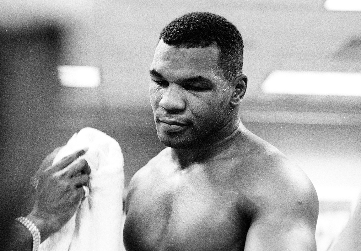 Mike Tyson en winnen - Jaap Duin